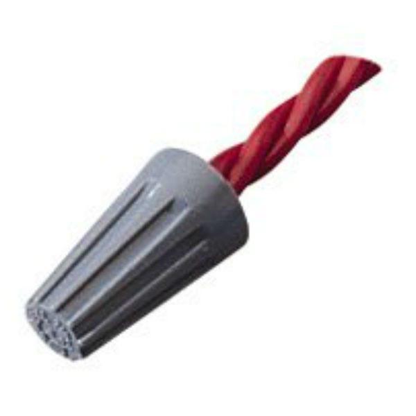 Filmtools Wire Connectors, B Gray - Box of 100
