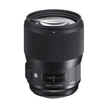 Sigma 135mm f/1.8 DG HSM Art Lens for EF Mount