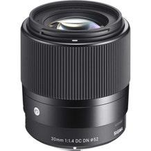 Sigma 30mm f/1.4 DC DN Contemporary Lens (MFT Mount)