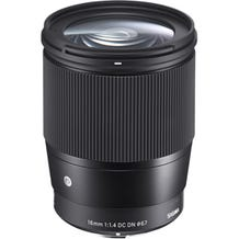 Sigma 16mm f/1.4 DC DN Contemporary Lens - Various Mounts