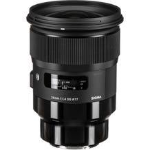 Sigma 24mm f/1.4 DG HSM Art Lens for E Mount