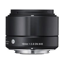 Sigma 19mm f/2.8 DN Lens for Micro Four Thirds Cameras - Various Colors