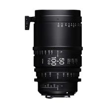 Sigma 50-100mm T2.0 FF High-Speed Zoom Lens - Various Mounts