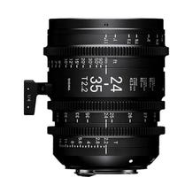 Sigma 24-35mm T2.2 FF Zoom Lens - Various Mounts