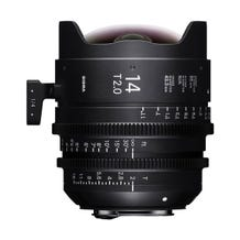 Sigma 14mm T2.0 FF High-Speed Prime - Various Mounts