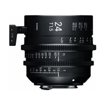 Sigma 24mm T1.5 FF High-Speed Prime - Various Mounts