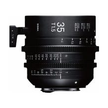 Sigma 35mm T1.5 FF High-Speed Prime - Various Mounts