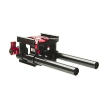 Zacuto Rod Support Base for GH5 or Sony a7RIII/a7III/a9 Cage