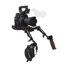 Zacuto C200 Recoil Pro with Rosette Dual Trigger Grips