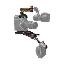 Zacuto C300 Mark II EVF Recoil Rig