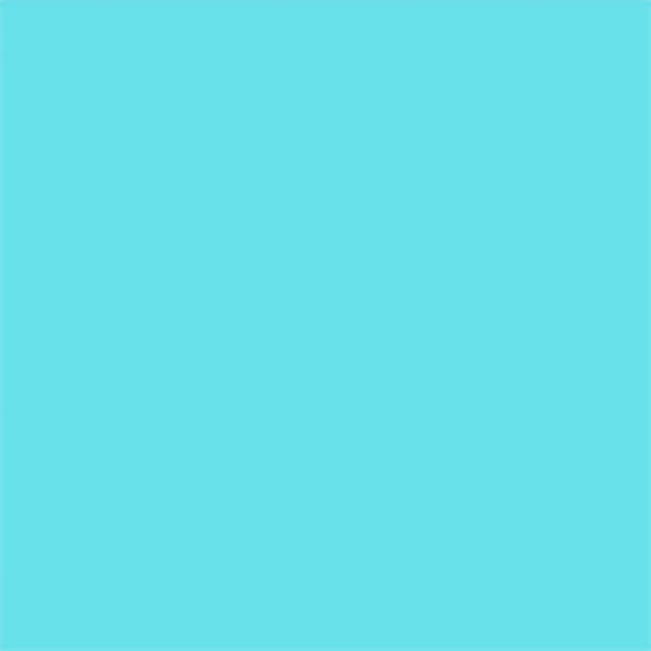 "LEE Filters 21 x 24"" CL724 Gel Filter Sheet - Ocean Blue"