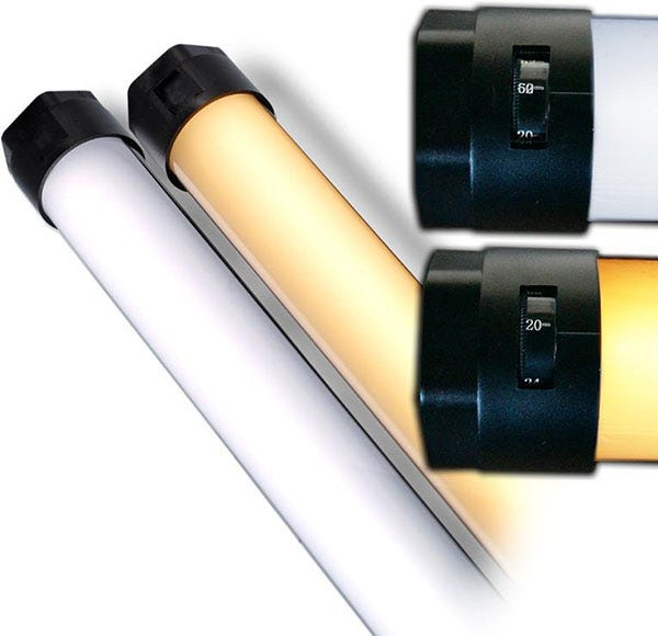 "Quasar Science Q-LED - X - 1' (12"") Crossfade Linear LED Lamp 240VAC"