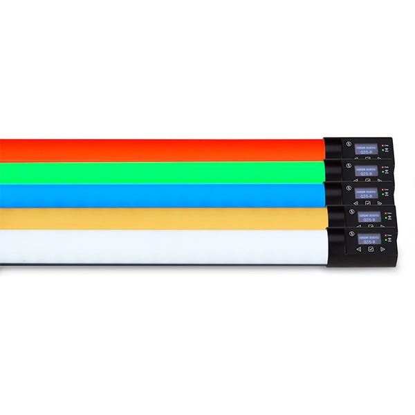 "Quasar Science Q-LED - R - 4' (48"") Rainbow Linear LED Lamp with RGBX"