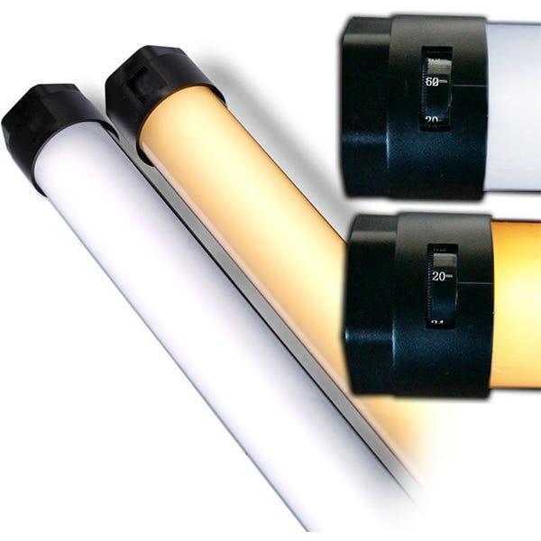 "Quasar Science Q-LED - X - 4' (48"") Crossfade Linear LED Lamp 240VAC"