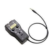 Saramonic SmartRig+ 2-Channel XLR Microphone Audio Mixer