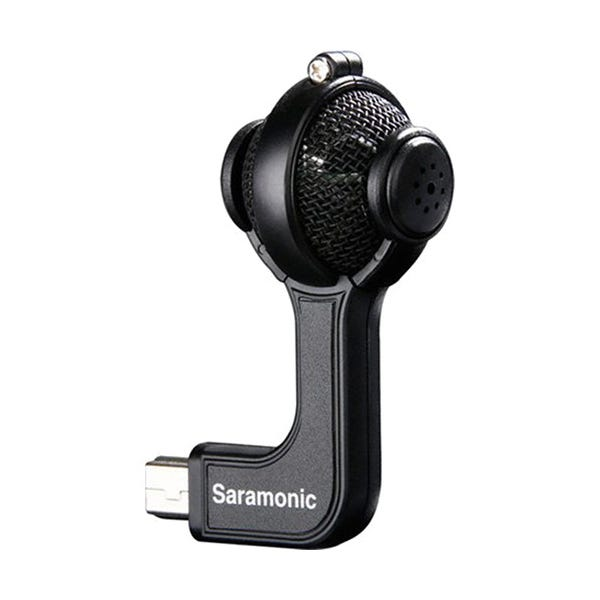 Saramonic GoMic Stereo Ball Microphone for GoPro Cameras