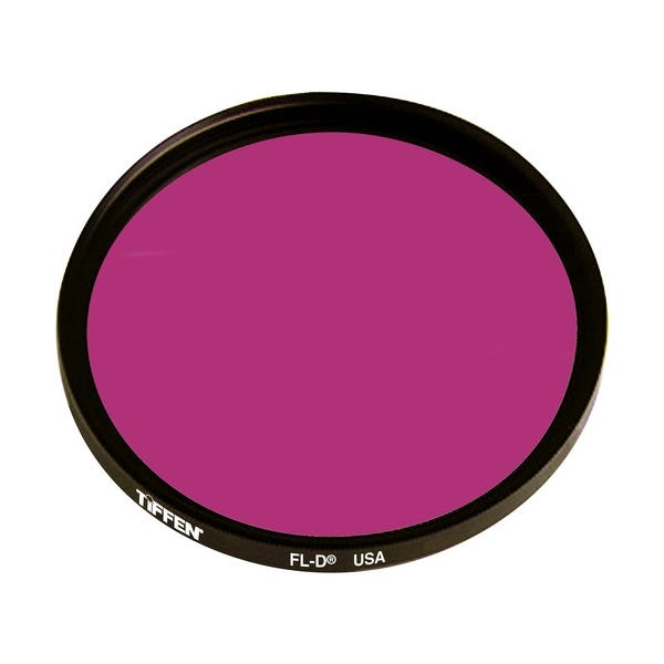 Tiffen 72mm Fluorescent Glass Filter for Daylight Film