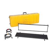Kino Flo Diva-Lite 31 LED DMX Center Mount Kit with Travel Case