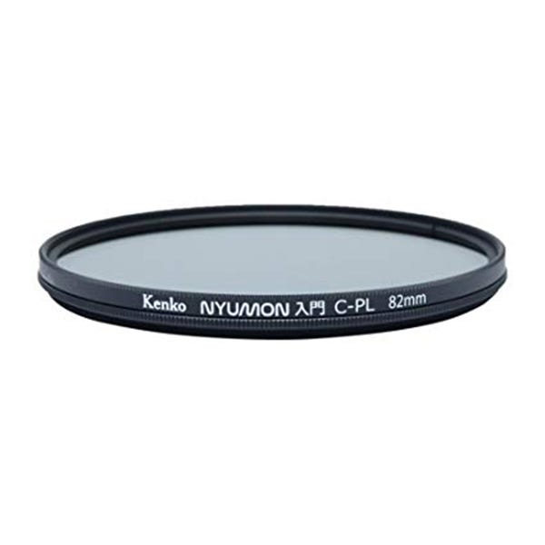 Kenko Nyumon Wide Angle Slim Ring 82mm Circular Polarizer Filter