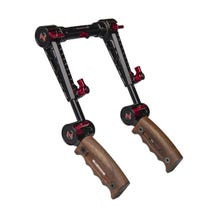 Zacuto Wooden Dual Trigger Grips