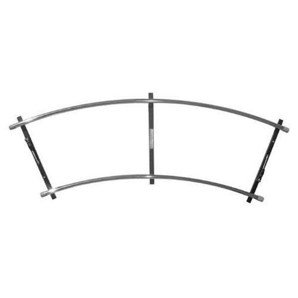 Matthews Studio Equipment Track Curved 90° Tight Radius Heavy Wall - 10' Diameter #397081