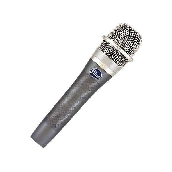 Blue Microphones 754505 enCORE 100 Dynamic Cardioid Handheld Microphone