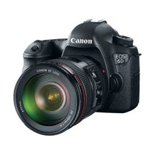 Canon EOS 6D DSLR Camera with EF 24-105mm IS f/4 L Lens Kit