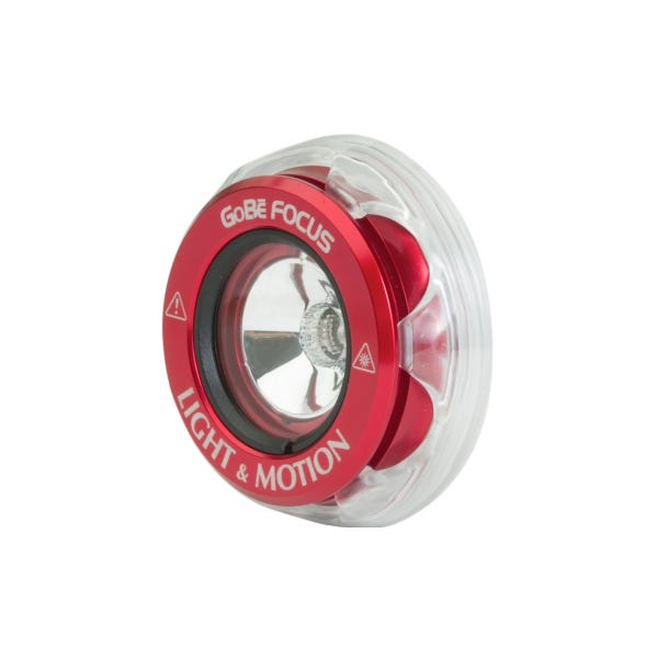 Light & Motion GoBe Red Focus Head