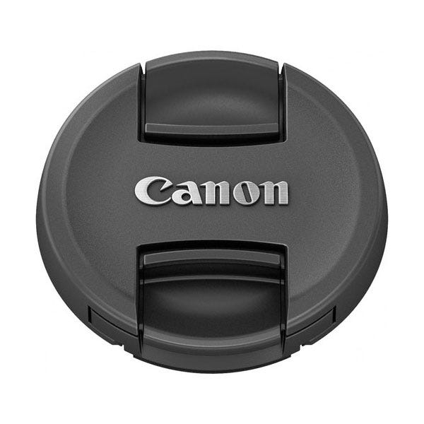 Canon 55mm Center Pinch Snap-On Lens Cap