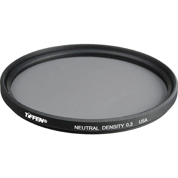 """Tiffen 4.5"""" Round Neutral Density (ND) 0.3-1.2 Filters"""