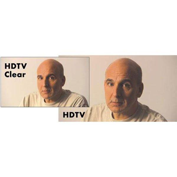 """Tiffen 6.6 x 6.6"""" HDTV/FX 1/2 Filter"""