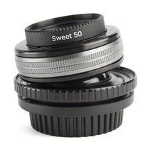 Lensbaby Composer Pro II w/ Sweet 50 Optic (Various)