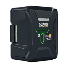 Anton Bauer Titon 240wh 14.4V Battery (Gold Mount)