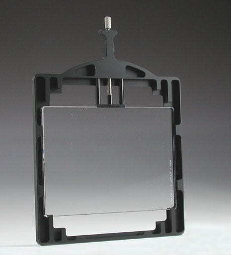 Arri 5x5 AND 4x5.650 Combo Filter Tray