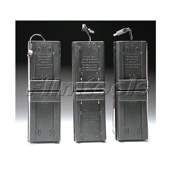 Litepanels DVAPP DV Battery Adapter Plate - Panasonic Compatible