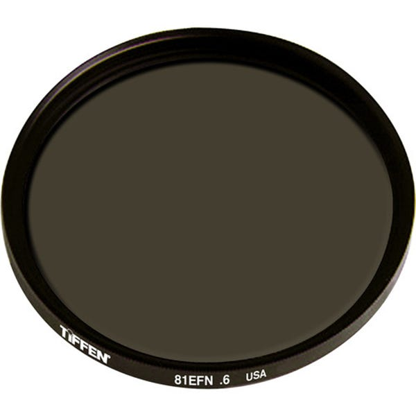 Tiffen 138mm 81EF Neutral Density (ND) 0.6 Glass Filter