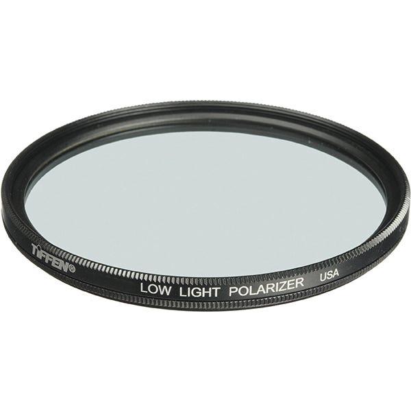 Tiffen 138mm Low Light Polarizing Glass Filter