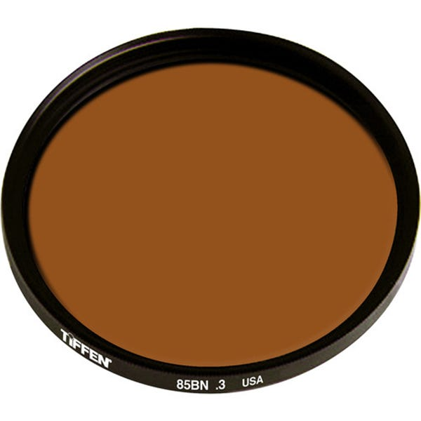 Tiffen 138mm 85B Neutral Density (ND) 0.3-0.9 Combination Filters