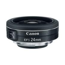 Canon EF-S 24mm f/2.8 STM Lens (Open Box Version)