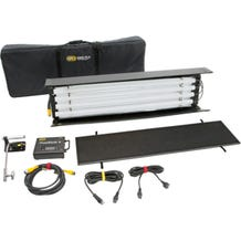 Kino Flo FreeStyle T44 DMX 1-Light Kit with Soft Case