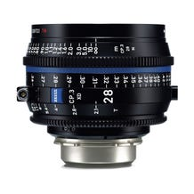 Zeiss CP.3 XD 25mm T2.1 Compact Prime Lens - PL Mount