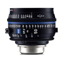 Zeiss CP.3 XD 50mm T2.1 Compact Prime Lens - PL Mount
