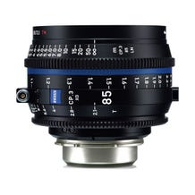 Zeiss CP.3 XD 85mm T2.1 Compact Prime Lens - PL Mount