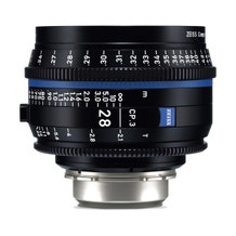 Zeiss CP.3 28mm T2.1 Compact Prime Lens - EF Mount