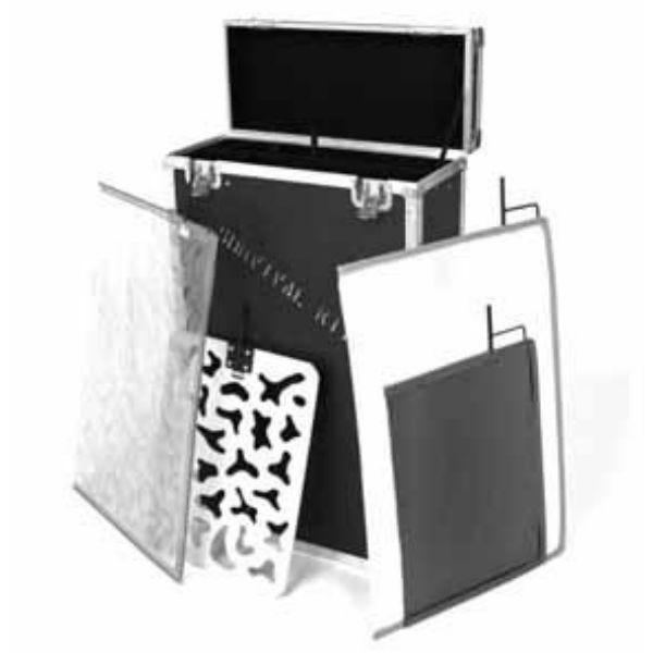 "Matthews Studio Equipment Scrim and Flag Kit - 18 x 24"" and 24 x 36"""