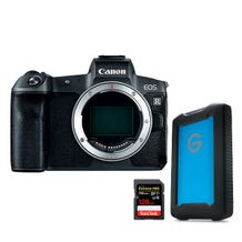 Canon EOS R Mirrorless Digital Camera Filmmaker Bundle