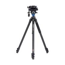 Benro A2573FS6 S6 Video Head and AL Flip Lock Legs Kit