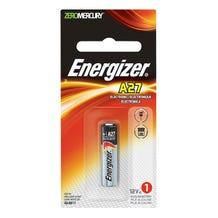 Energizer A27-BPZ 18mAh 12V Alkaline Button Top Battery