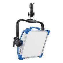 Arri SkyPanel S30-C LED Softlight w/ Manual Yoke - Blue/Silver, Edison (Open Box Version)