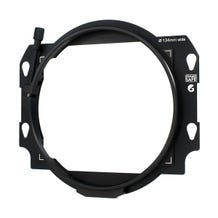 Bright Tangerine Frame Safe Clamp Adapter for Misfit Kick Matte Box (134mm)